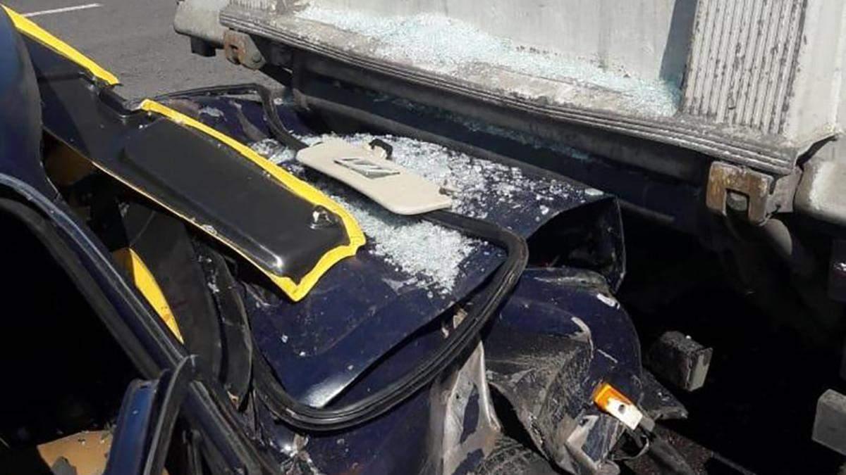 У Києві двоє військових загинули у ДТП: фото