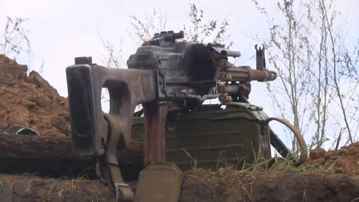 Война за каждый километр: эксклюзивное видео боя на Луганщине
