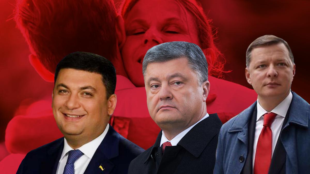 Поздравление с Днем матери от украинских политиков