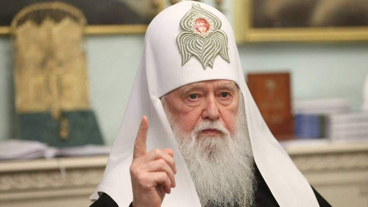 Філарет хоче відновити Київський патріархат