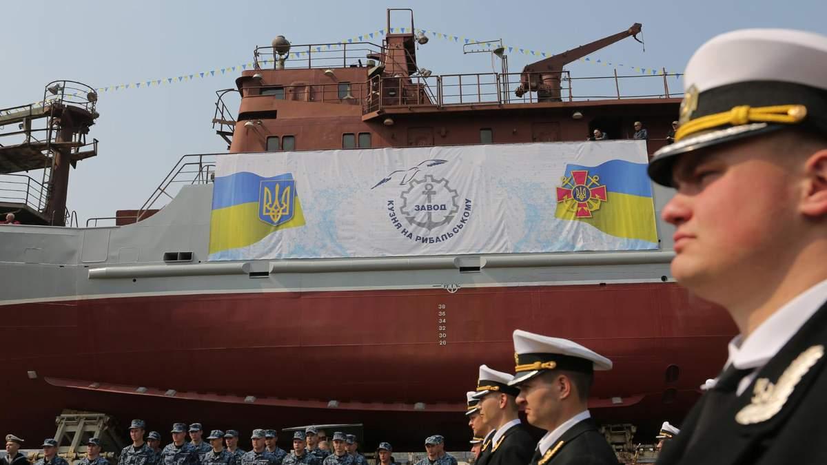 Україна отримала новий корабель-розвідник: що насправді за цим ховається  - 13 травня 2019 - Телеканал новин 24