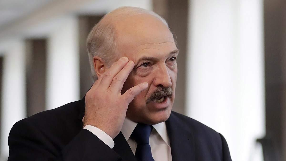 Лукашенко зажадав від Москви компенсації за забруднену нафту