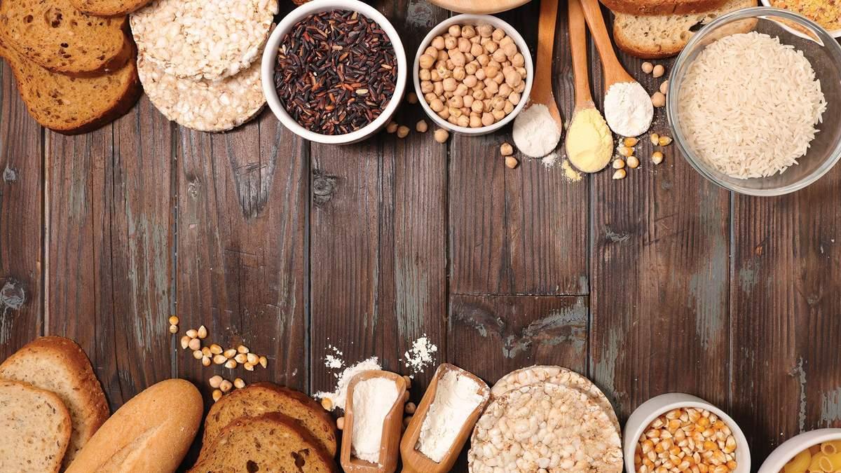 Что такое глютен в продуктах - вред и польза глютена