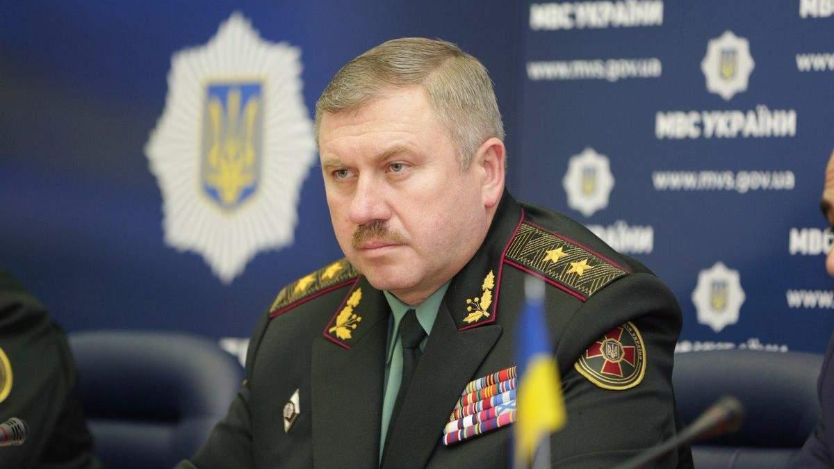 НАБУ затримало екс-командувача НГУ Юрія Аллерова