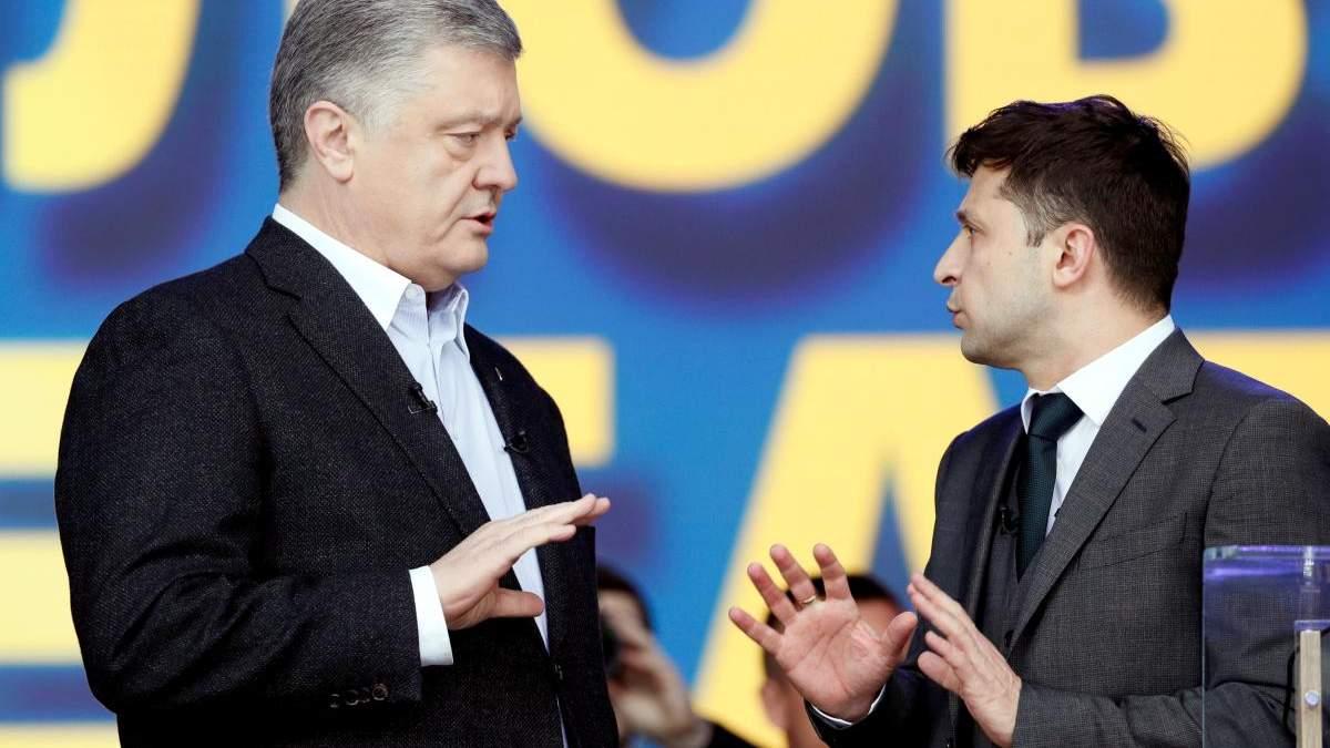 Чому Порошенко і Зеленський обидва не праві