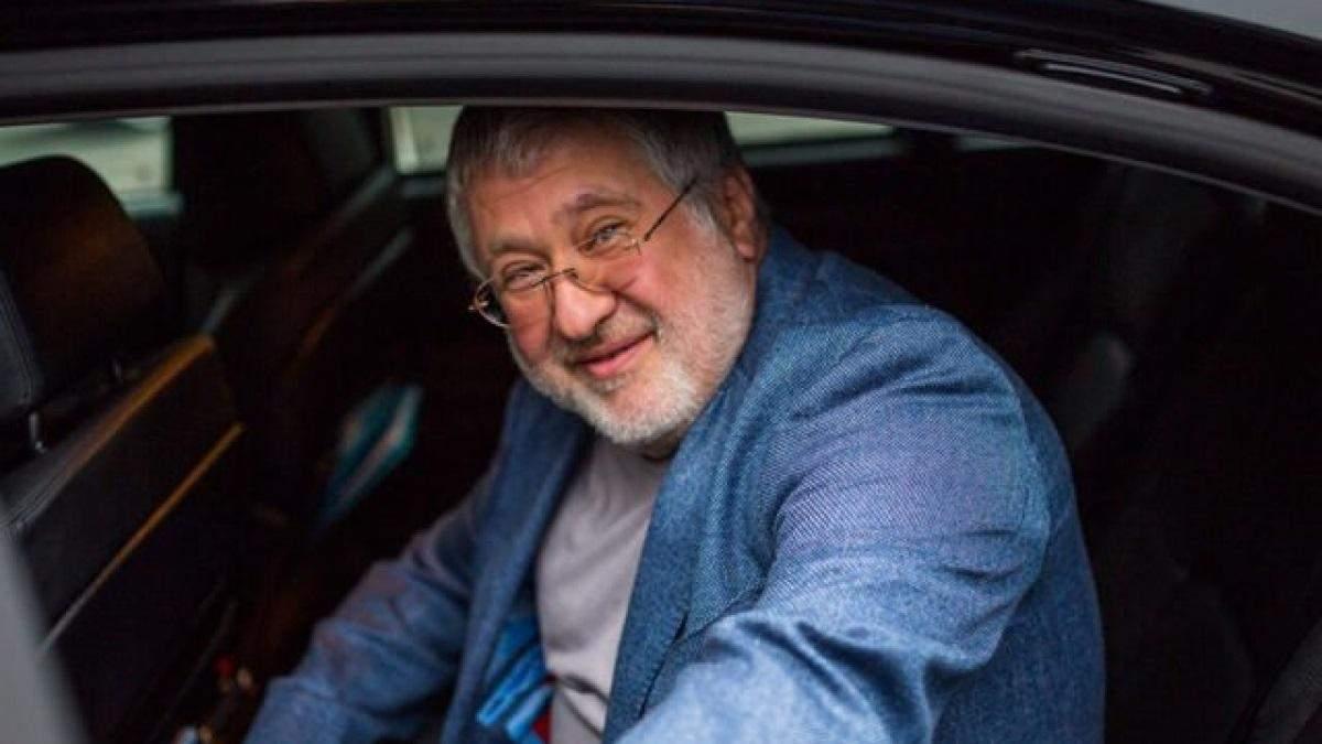 Игорь Коломойский прилетел в Украину 16.05.2019 -  новости Украины
