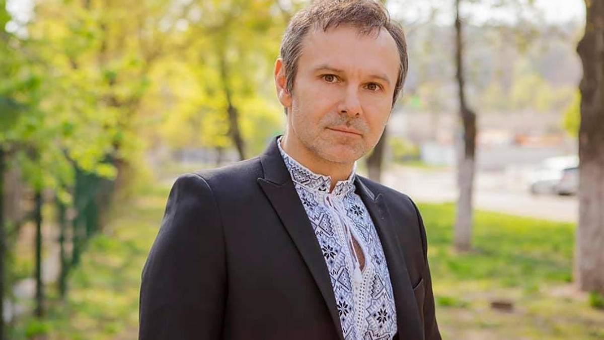 Вакарчук представив свою партію Голос - новини 16.05.2019
