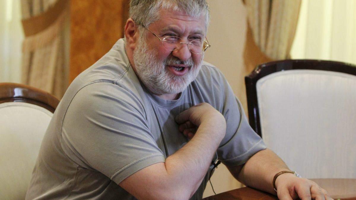 Вплив Ігоря Коломйоського на Володимира Зеленського