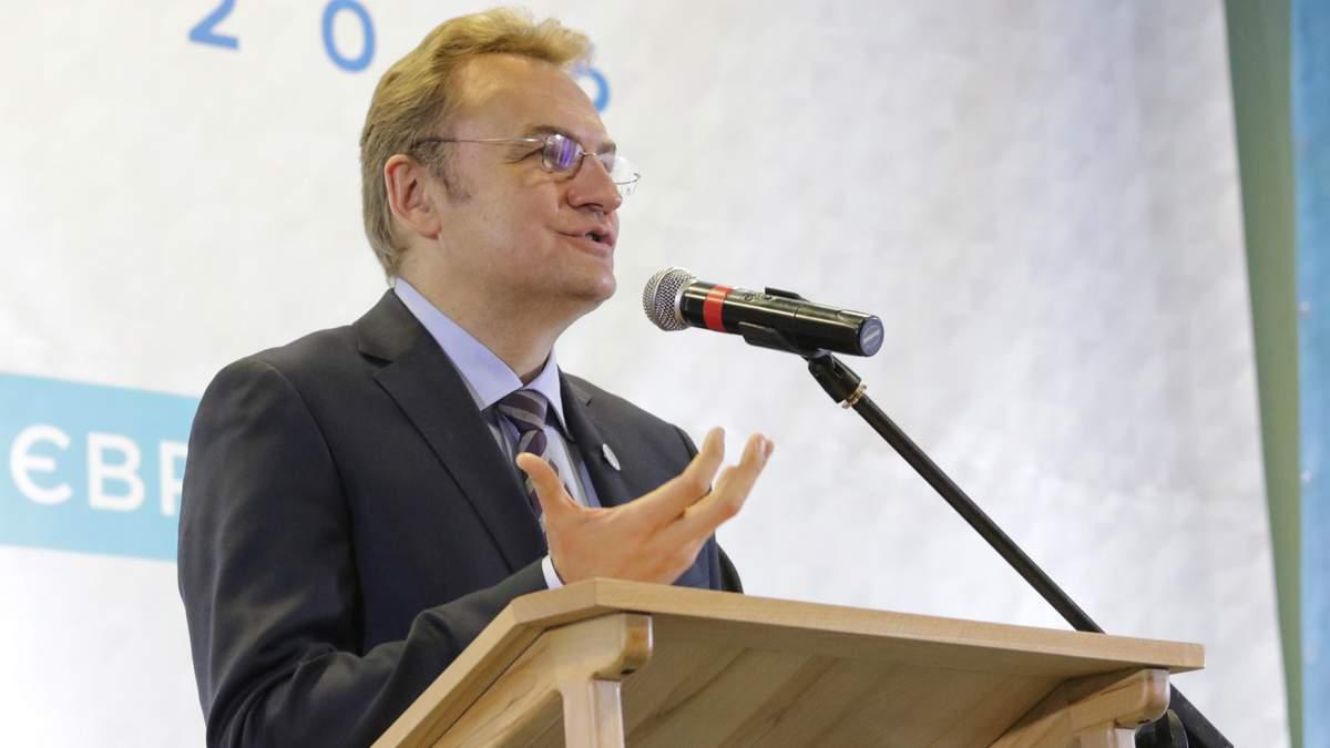 Садовий висунув вимоги до президента Зеленського