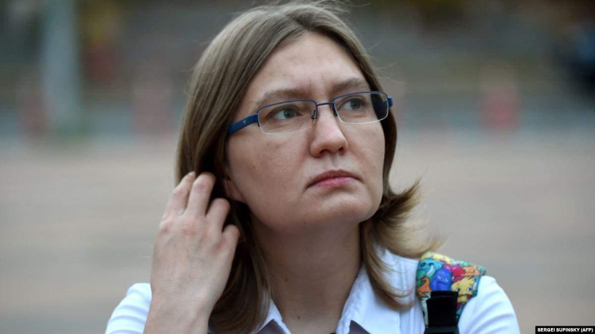 Сестра Сенцова стала громадянкою України