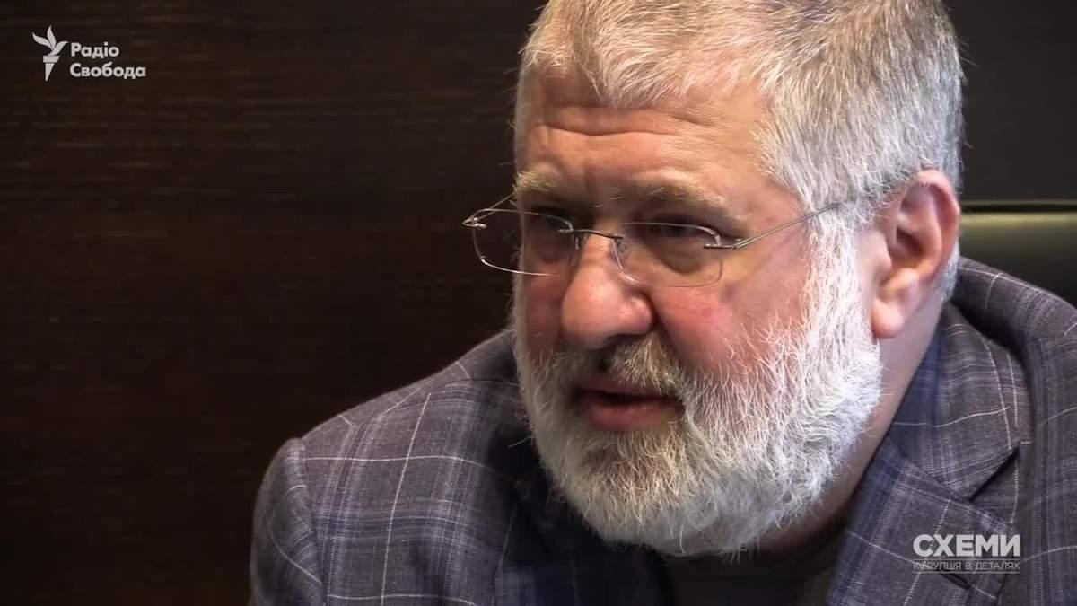 Ігор Коломойський дав відверте інтерв'ю