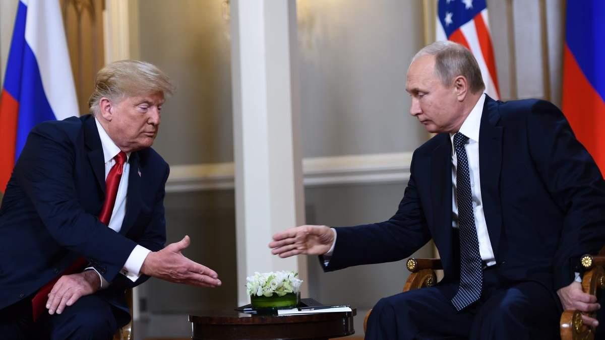 Сделка Путина и Трампа - 18 травня 2019 - Телеканал новин 24