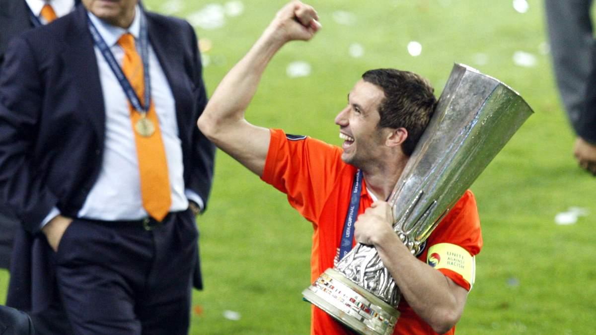 """10 років тому """"Шахтар"""" виграв Кубок УЄФА"""