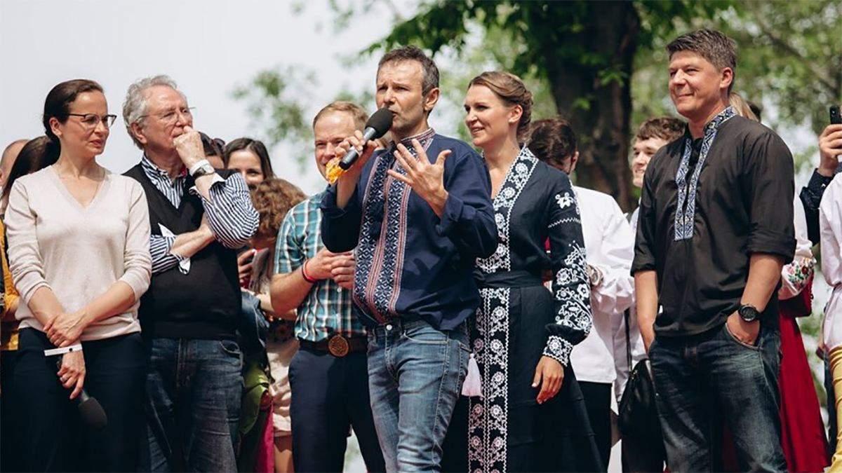 Партия Вакарчука отреагировала на заявление о роспуске Верховной Рады