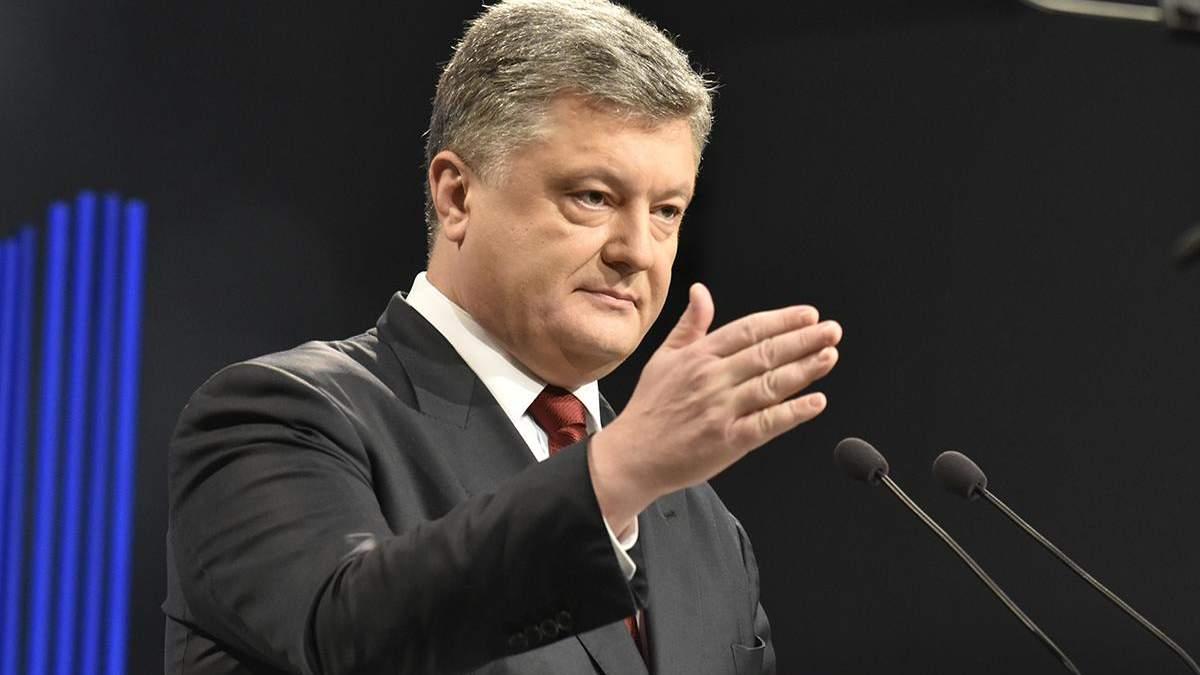 Хто, як не сам Петро Порошенко, винен в потенційному реванші?