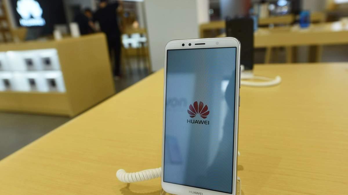 Смартфони Huawei відключать Android: новини Хуавей без Google