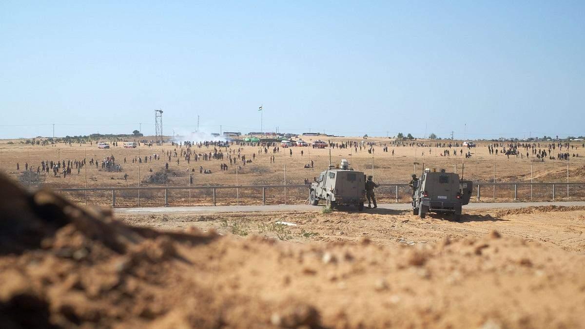 Израиль заключил перемирие с ХАМАС