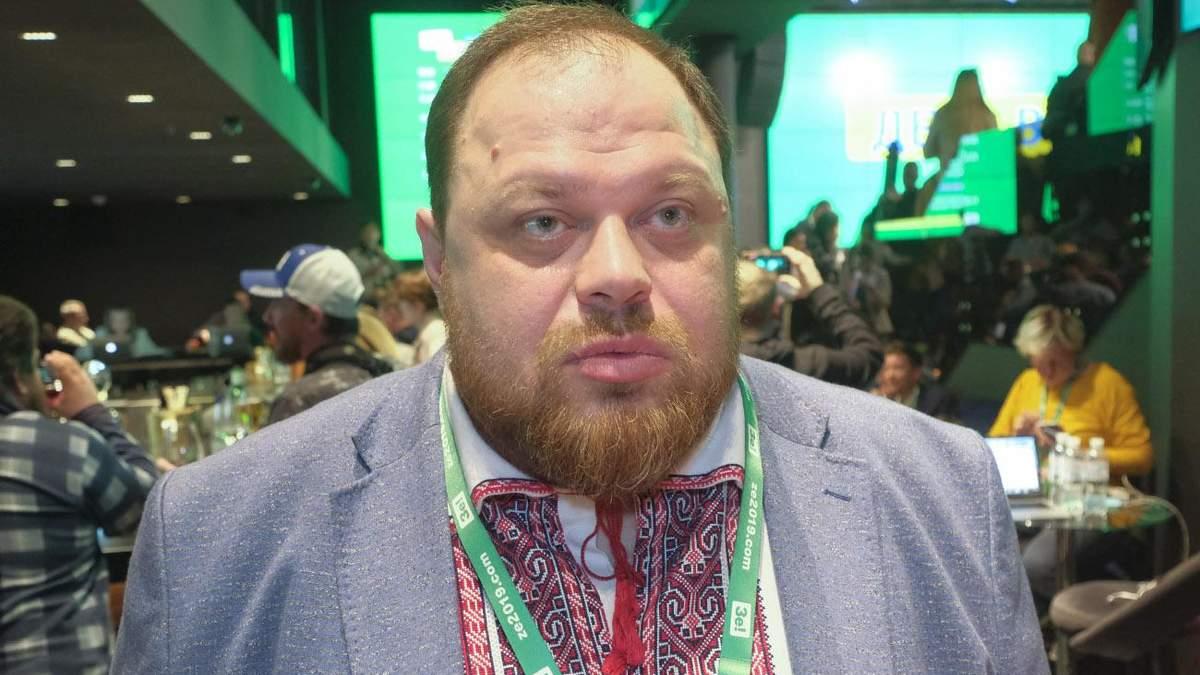 Руслан Стефанчук – биография представителя Зеленского в Верховной Раде