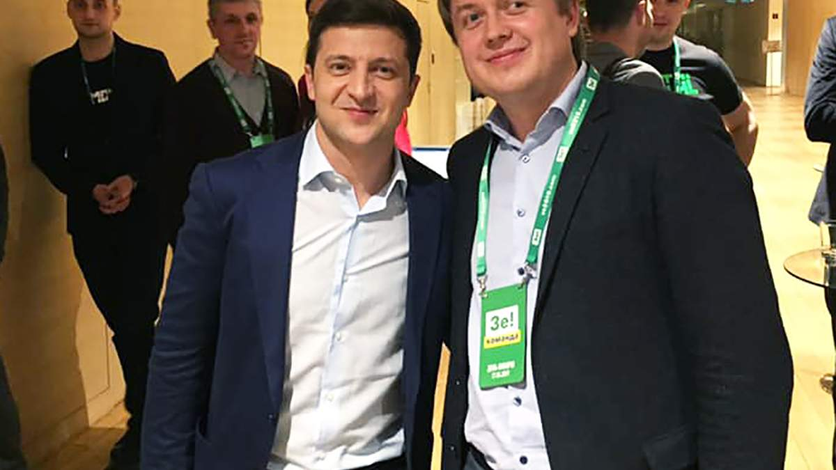 Андрій Герус представник президента Зеленського в Кабміні - новини