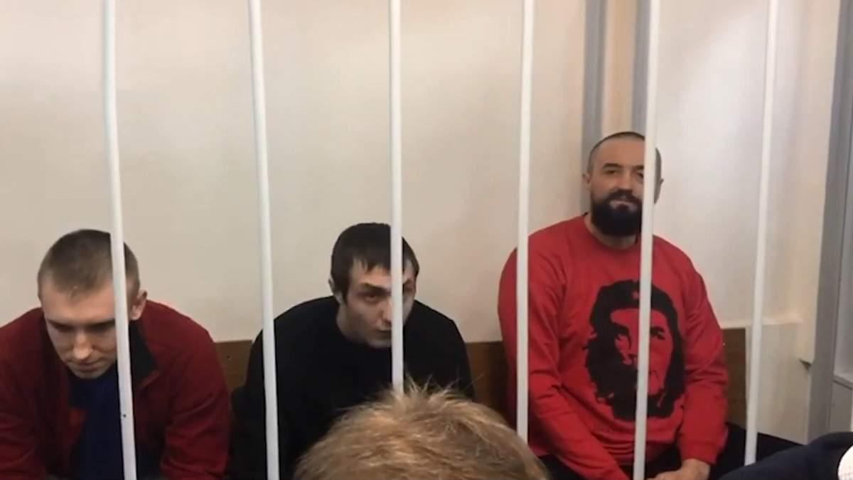 Українці в полоні РФ