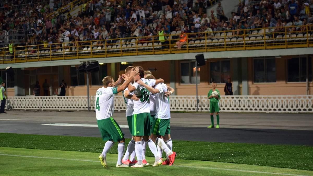Ворскла – Чорноморець: результат матчу та відео голів