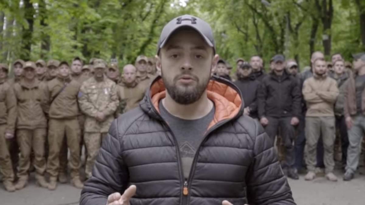 Ветерани війни на Донбасі звернулися до Зеленьского зі своїми основними вимогами