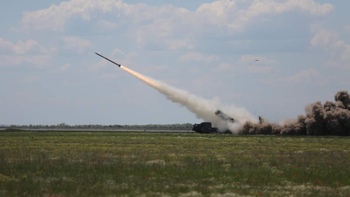 У ЗСУ випробували українські ракети: захоплюючі фото та відео