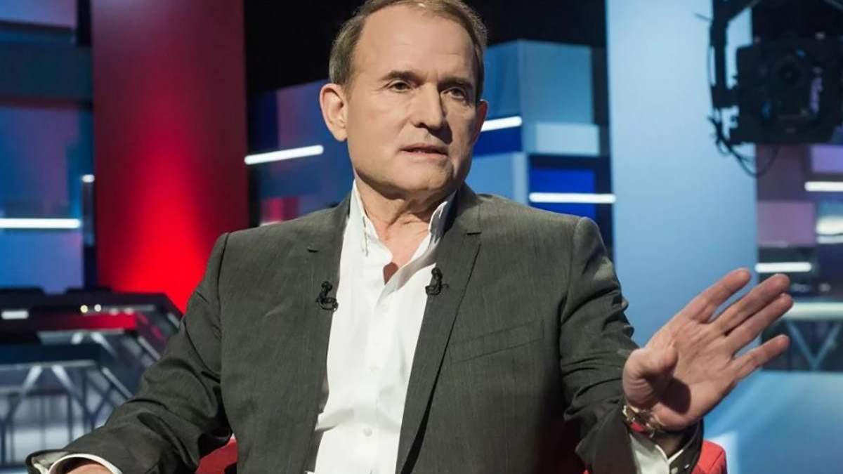 Медведчук не будет переговорщиком по Донбассу при президентстве Зеленского