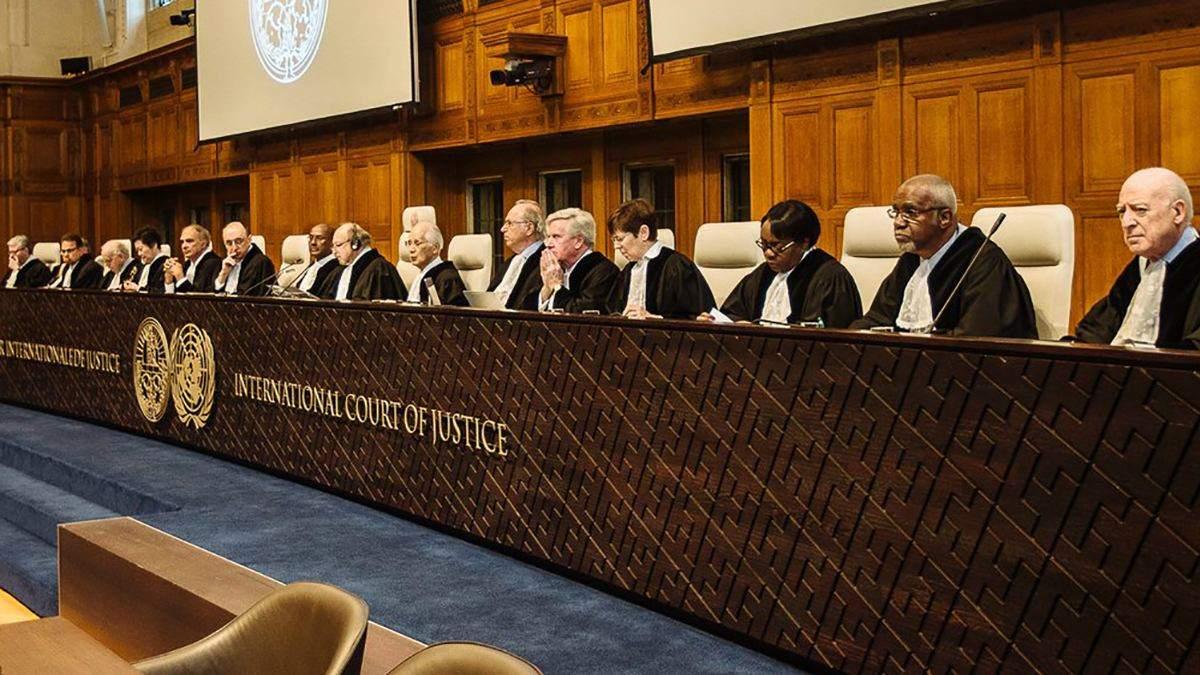 Суд в Гааге начнет заседать в июне