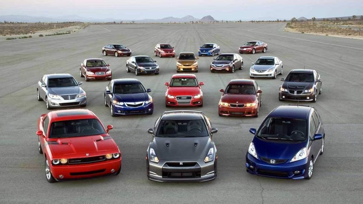 Найпопулярніші авто у різних країнах світу