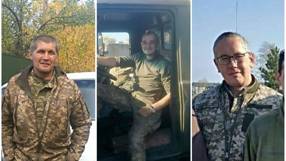 Відомі імена військових ЗСУ, яких бойовики захопили в полон на Донбасі: перелік