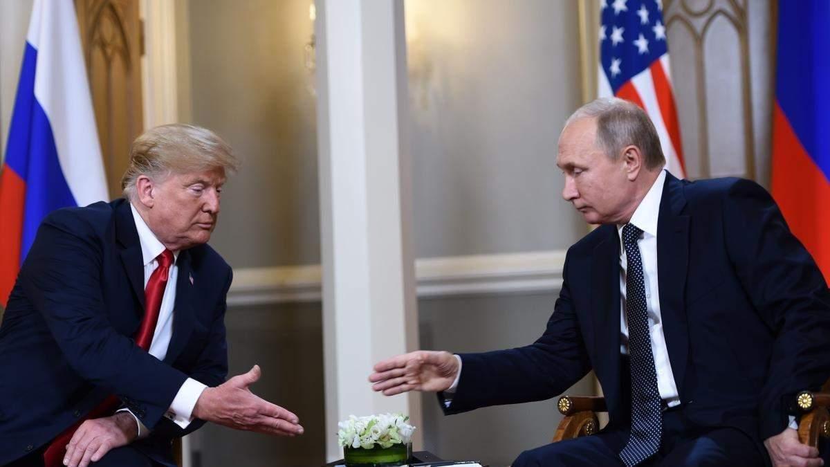 Які в Росії та США плани на Донбас: заява експерта