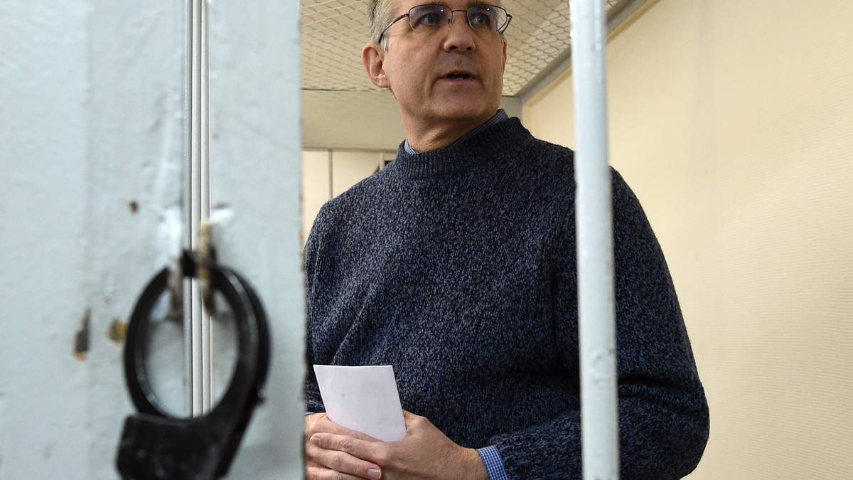 """Задержание """"американского шпиона"""" в РФ: пленник заявил о запугивании"""
