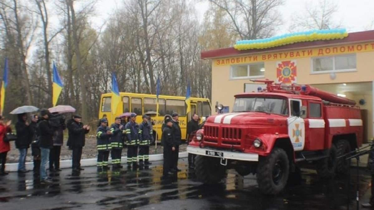 """""""Укрлендфармінг"""" виділила майже 100 тисяч грн на допомогу постраждалим від пожеж в селах України"""