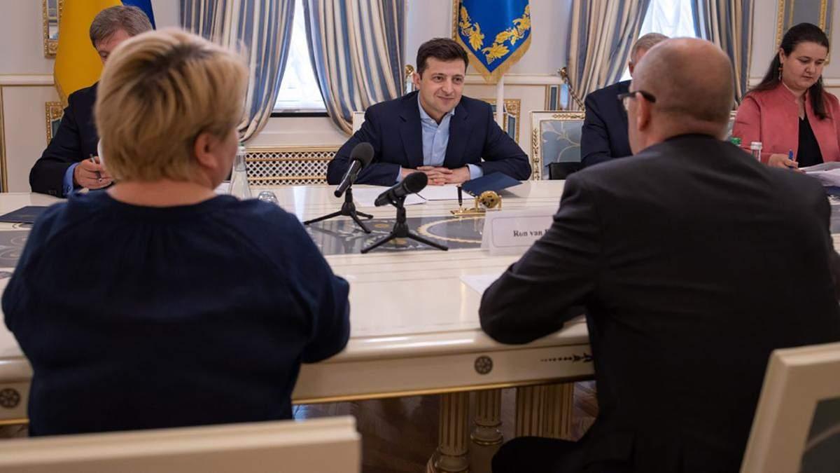 Якими є підсумки зустрічі Зелкеньского з місією МВФ