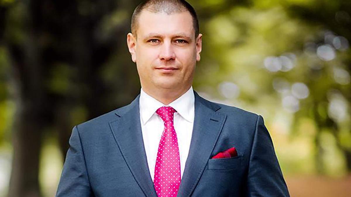 Володимир Пригладь став першим зареєстрованим кандидатом у нардепи Ради