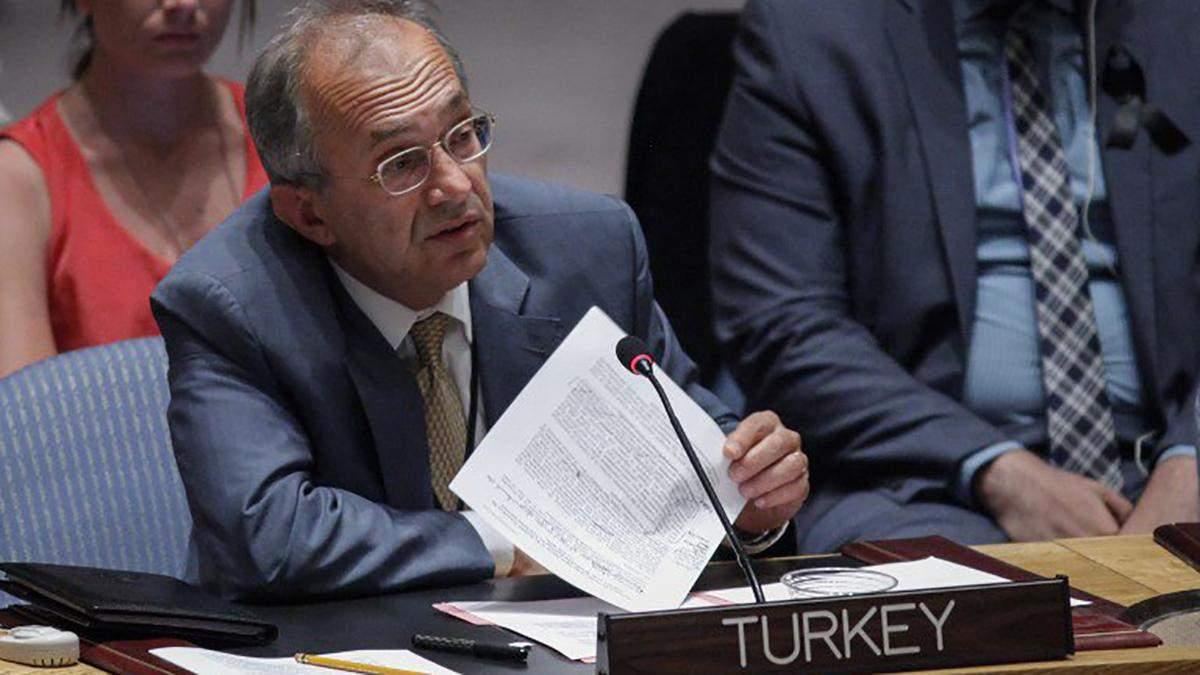 Главою СММ ОБСЄ в Україні став дипломат з Туреччини