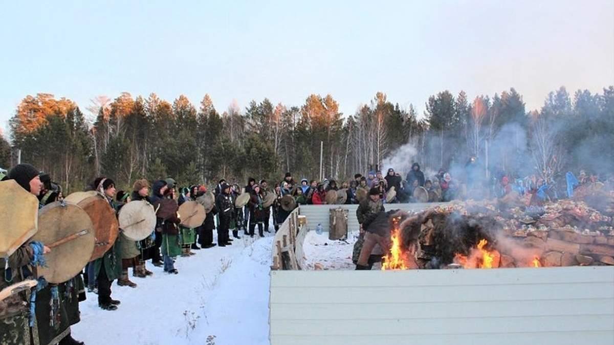 Какие мистические ритуалы и жертвоприношения до сих пор проводят в России