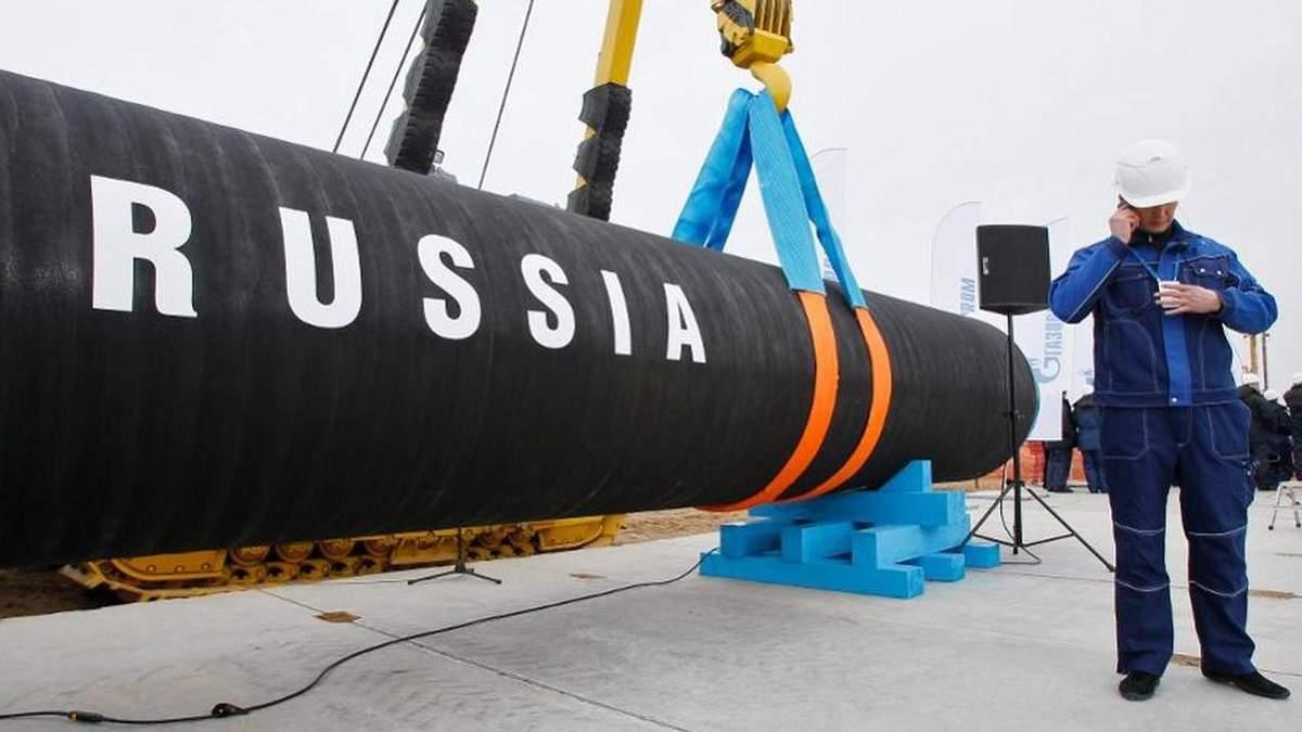 """США серйозно налаштовані щодо санкції через """"Північний потік-2"""", є документ"""
