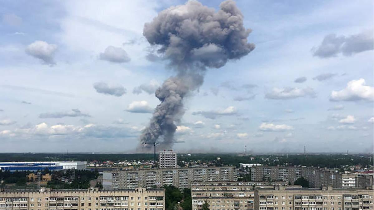 Вибух в Дзержинську 1 червня 2019 на заводі - кількість жертв зростає