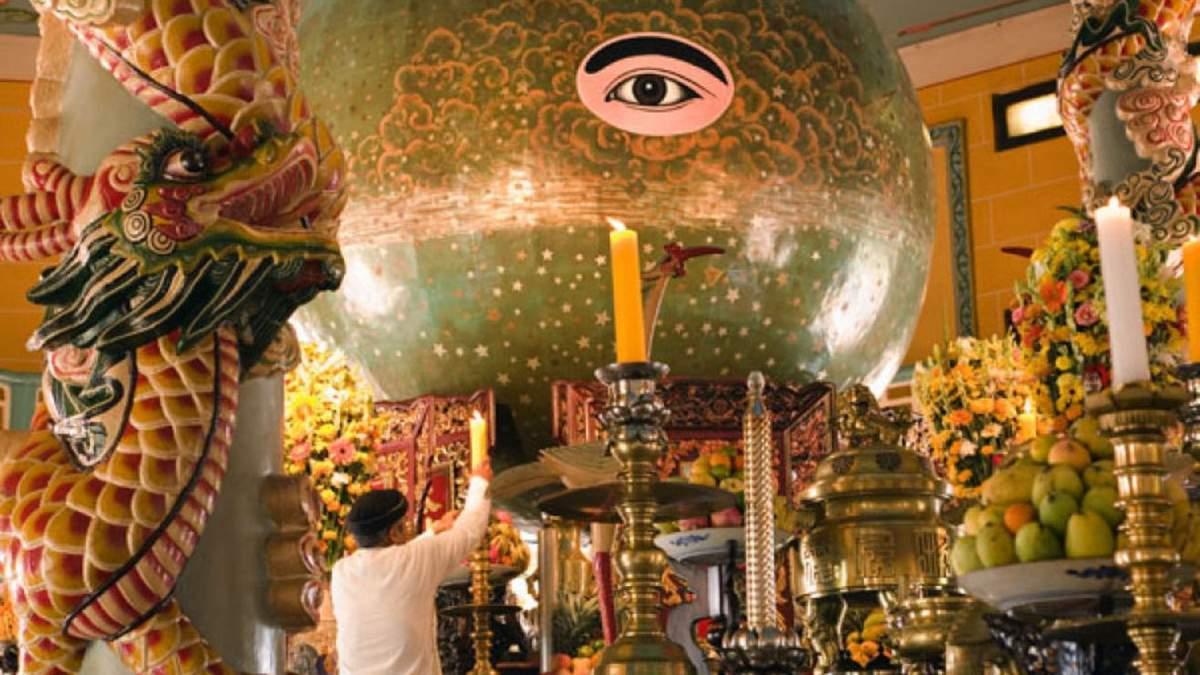 Наймолодша релігія каодаїзм: власна армія та спіритичні сеанси