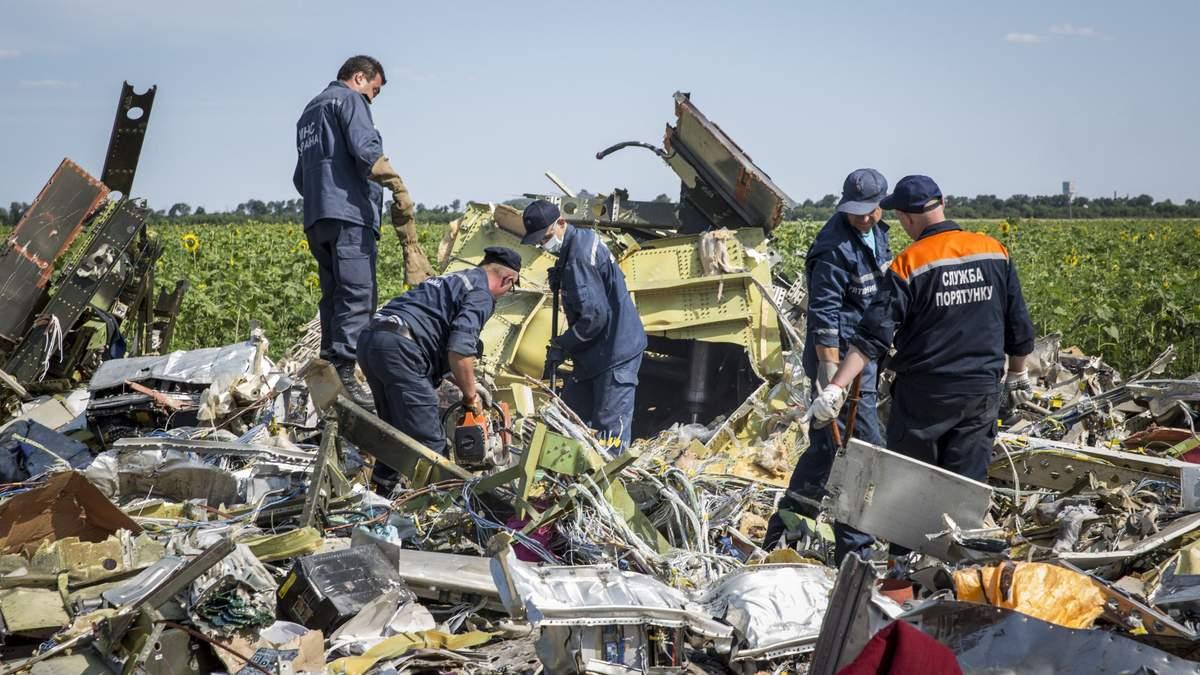 Катастрофа МН-17 над Донбассом: странное поведение премьер-министра Малайзии