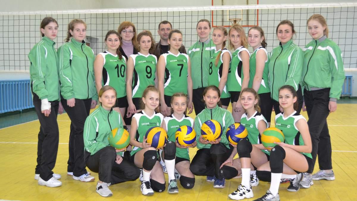 """Свыше 60 тысяч гривен от """"Укрлендфарминг"""" на поддержку занятий спортом взрослыми и детьми"""