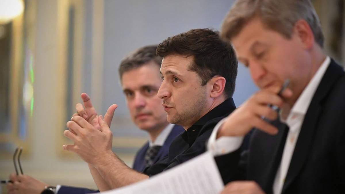 У Раді відмовилися розглядати законопроект Зеленського про імпічмент: реакція АП