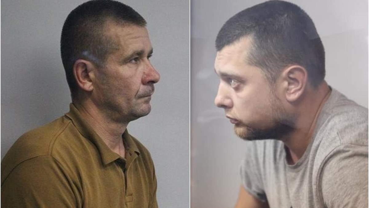 Подозреваемые в убийстве ребенка полицейские не признают вины