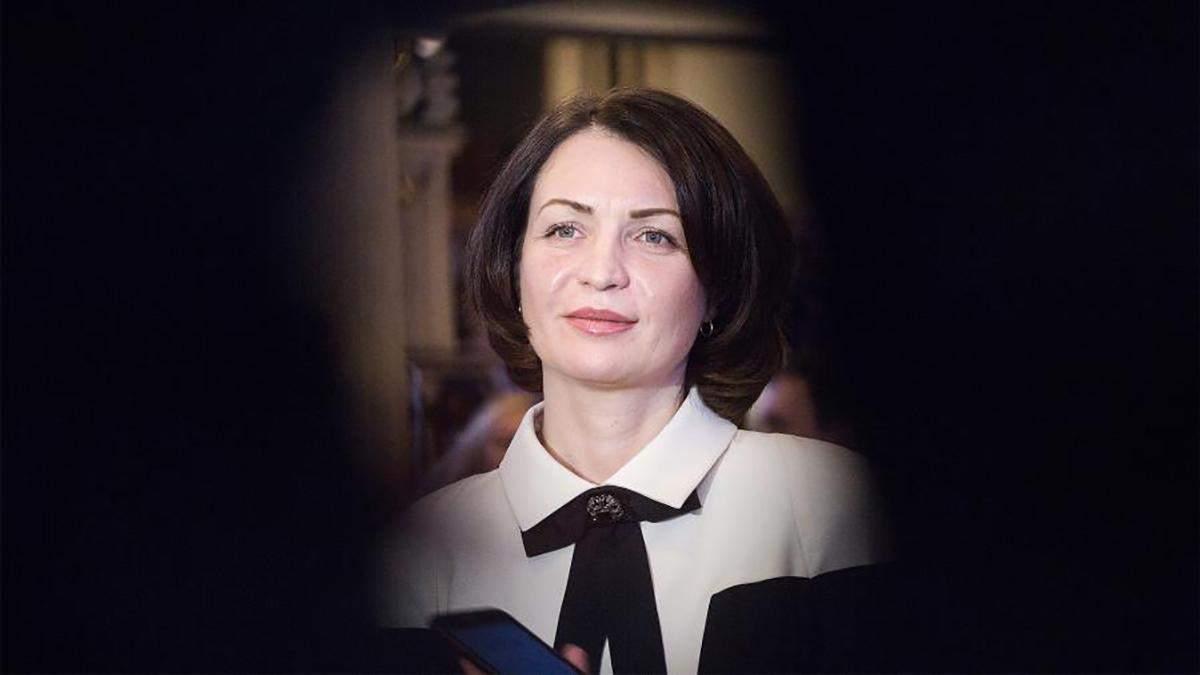 Мэр Омска Оксана Фадина