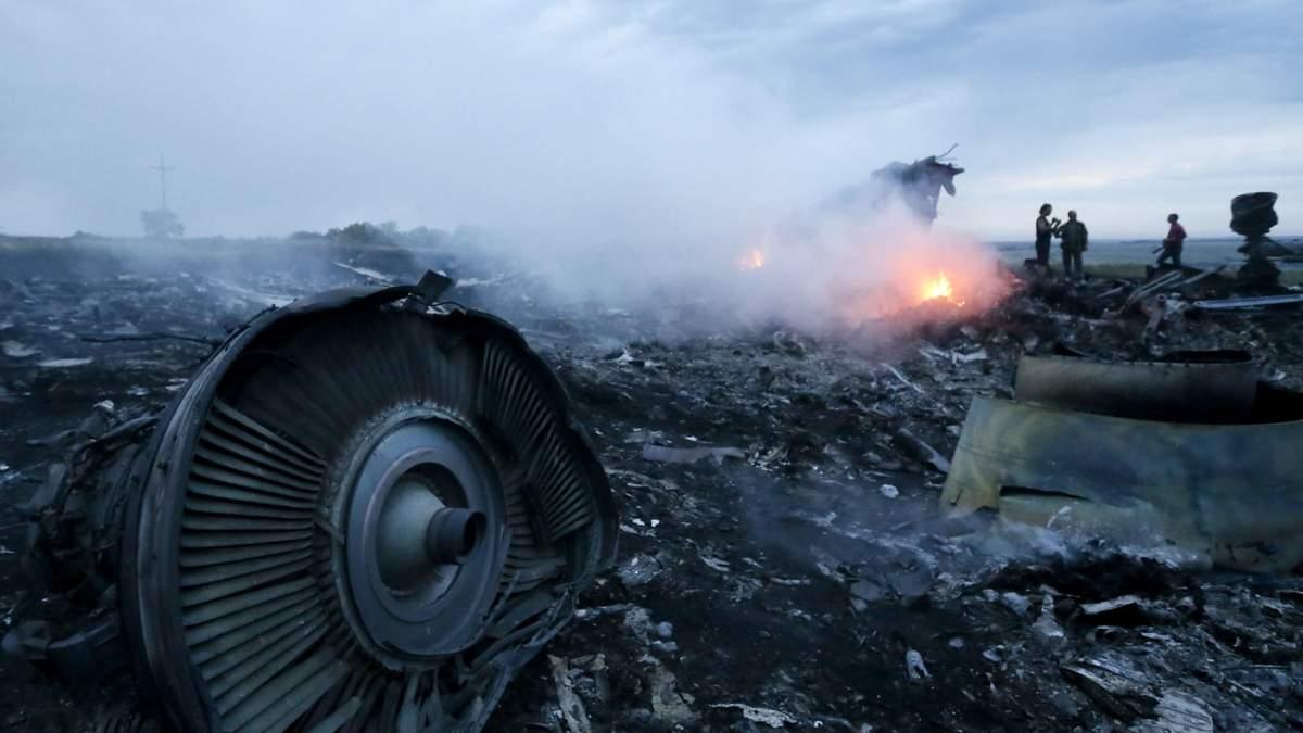 У справі збитого Боїнга-777 у небі над Донбасом з'явилися нові докази