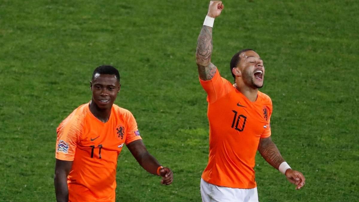 Португалія – Нідерланди: де дивитися онлайн 09.06.2019 - фінал Ліги націй