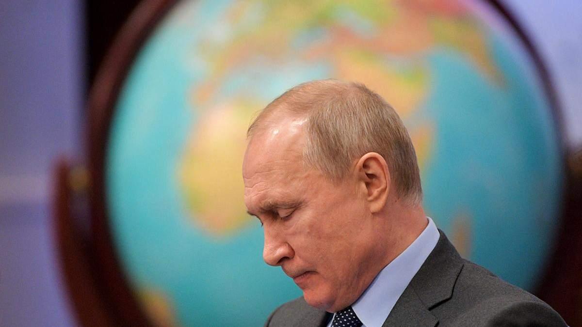 """Путин обвинил противников """"Северного потока-2"""" в рейдерстве"""