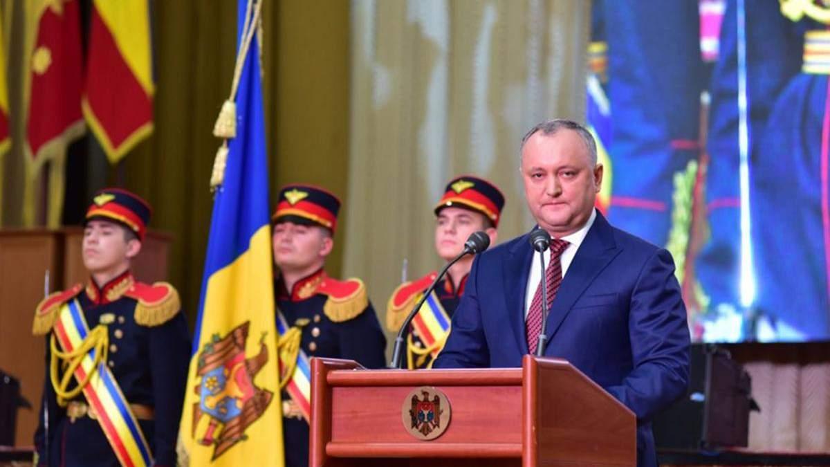 """Молдова """"близка к взрыву"""": парламент сформировал очень неожиданную коалицию"""